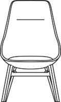 Chair High, 532-86