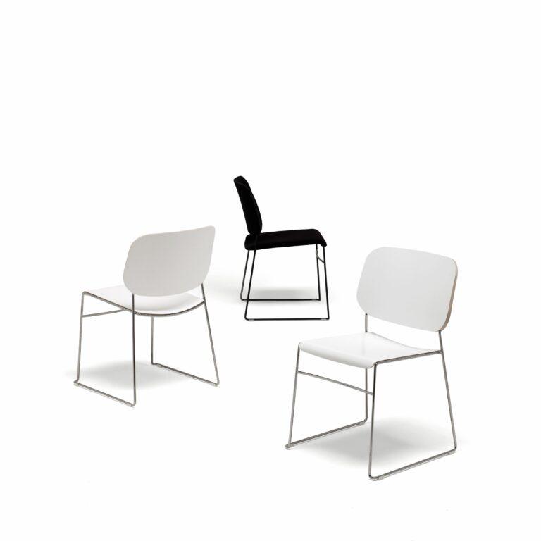 Lite, stackable by Broberg & Ridderstråle