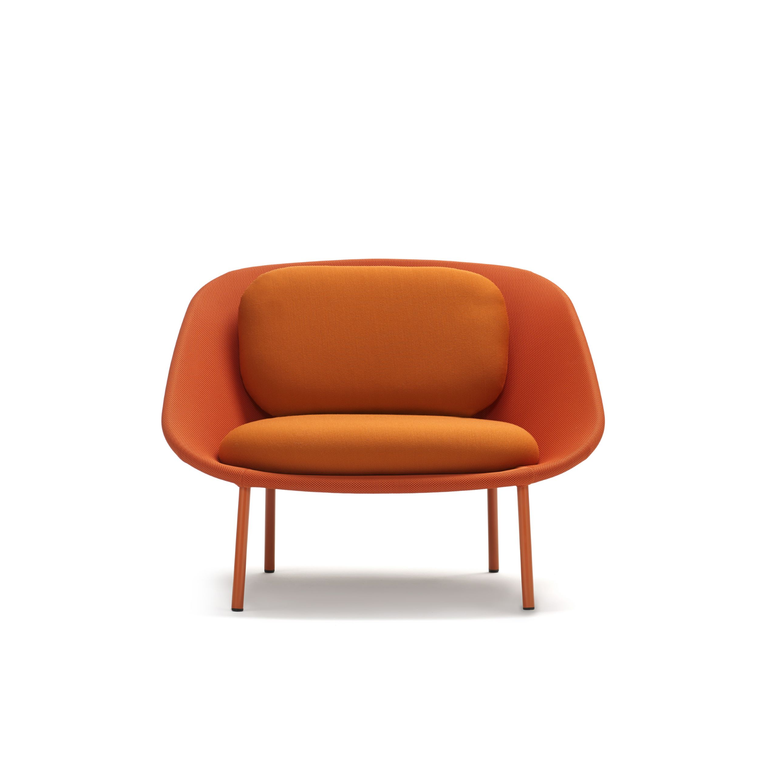 Netframe Easy Chair Lounge Seating By Cate Nelson Offecct