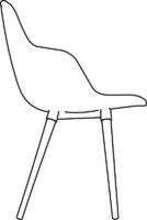 Meeting Wood Chair