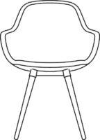 Chair, Wood