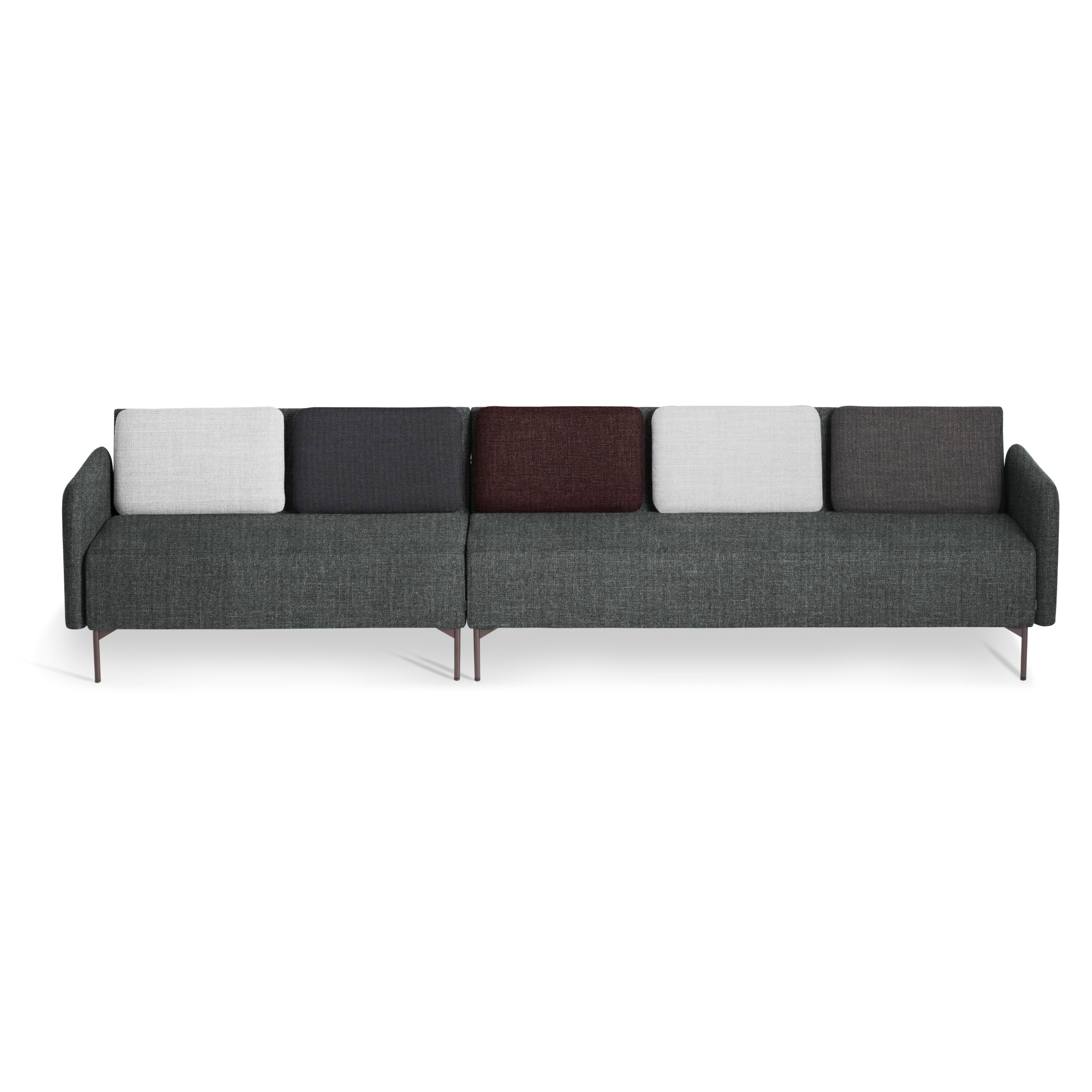 2er Couch Awesome Er Couch Mit Hocker Echtleder In St Leonrot With