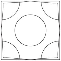 Diffuser acoustic panel