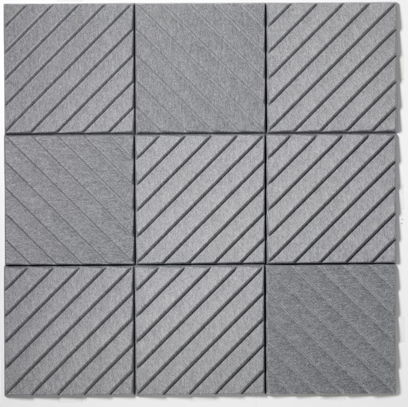 Soundwave 174 Stripes Acoustic Wall Panel Richard Hutten