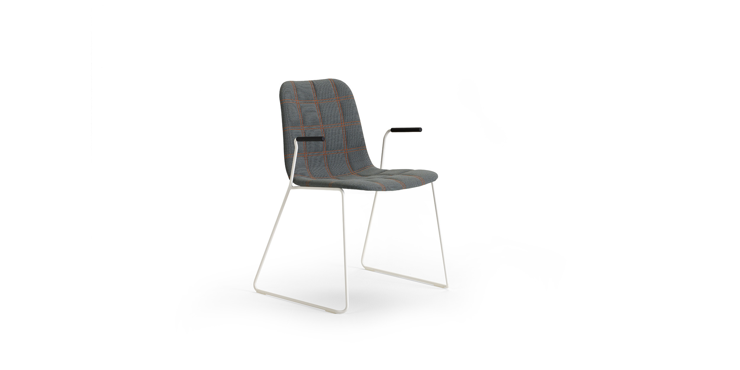 BOP, Stackable Armchair By Knudsen Berg Hindenes