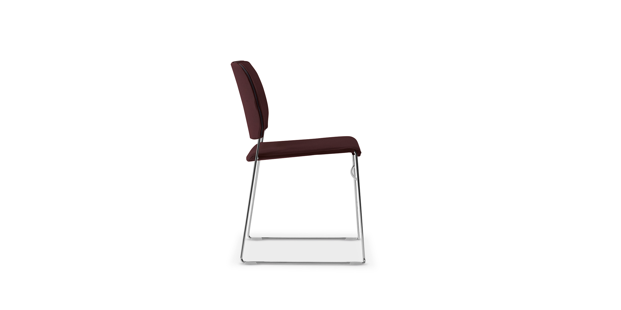 Lite, Stackable chair by Broberg & Ridderstråle