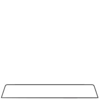 Acoustic panel, grey