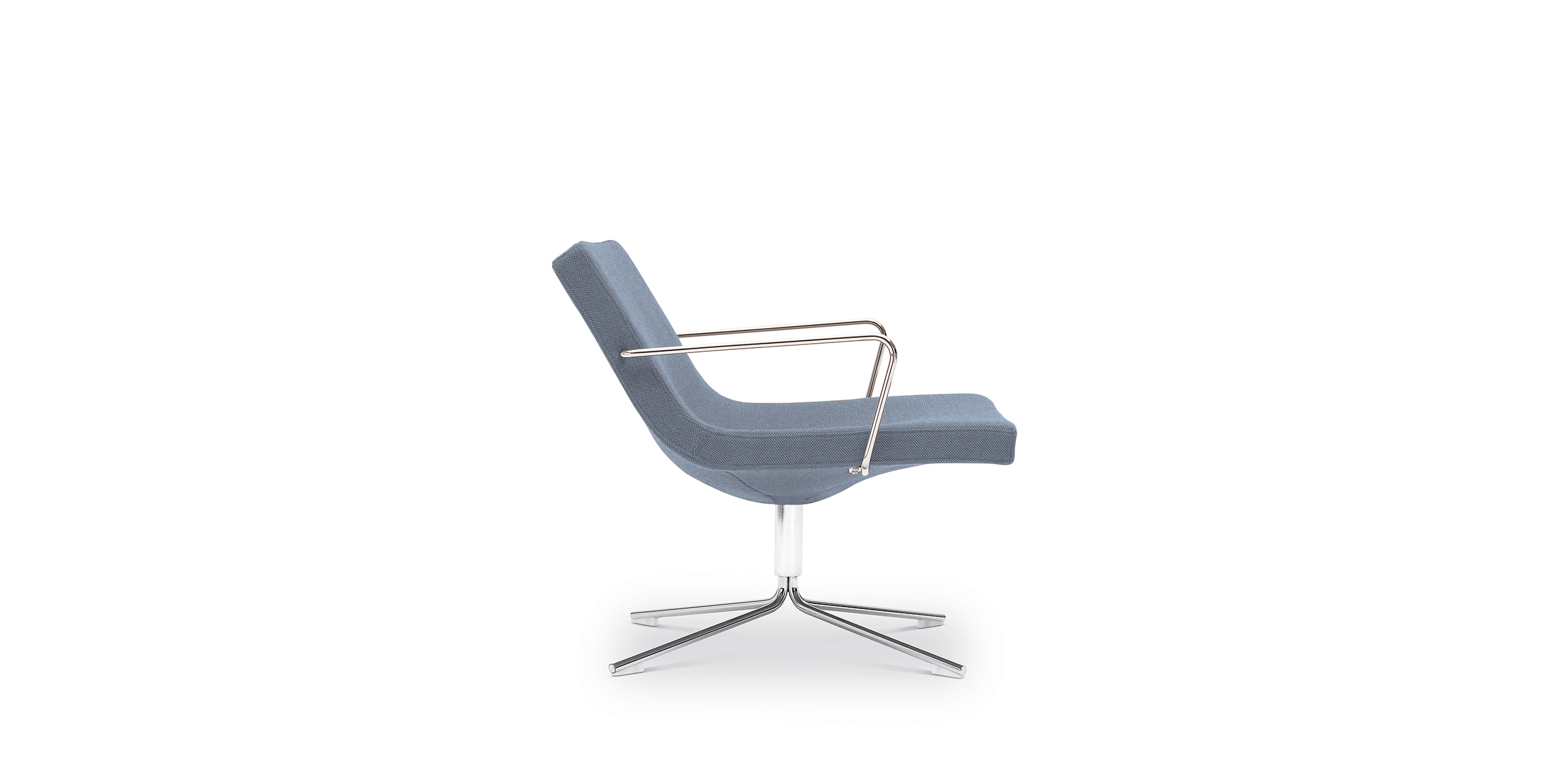 Bond, Easy armchair by Jean-Marie Massaud