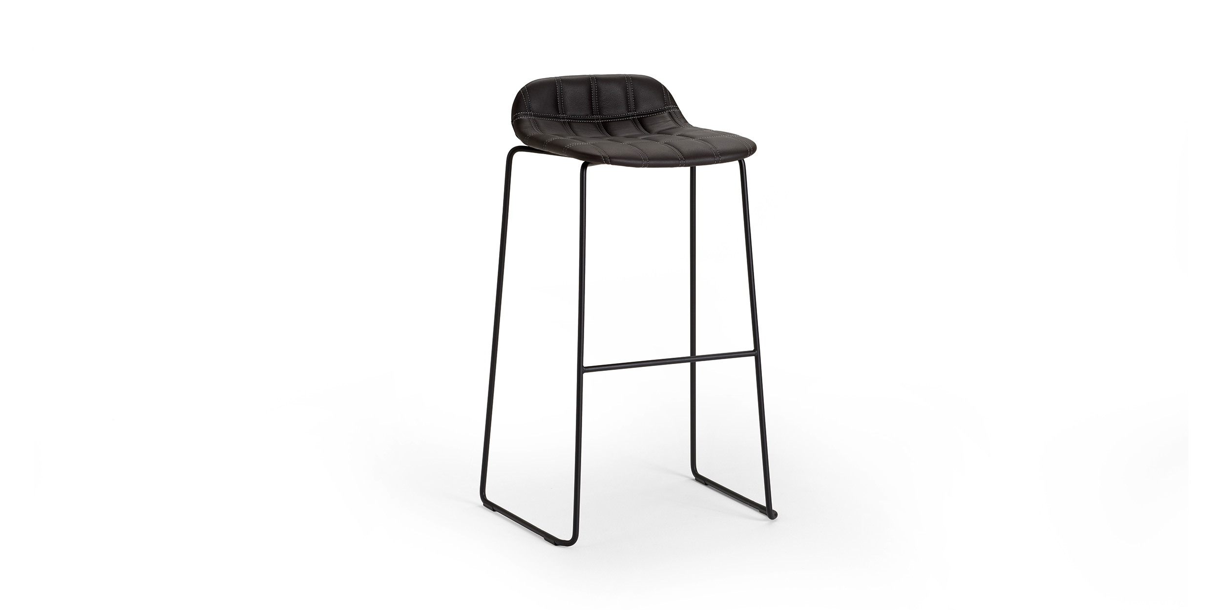Bop, Bar stool by Knudsen Berg Hindenes