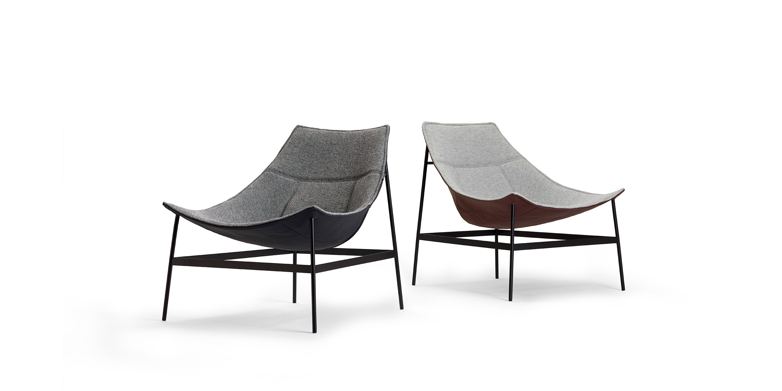 Montparnasse, Easy chair by Christophe Pillet