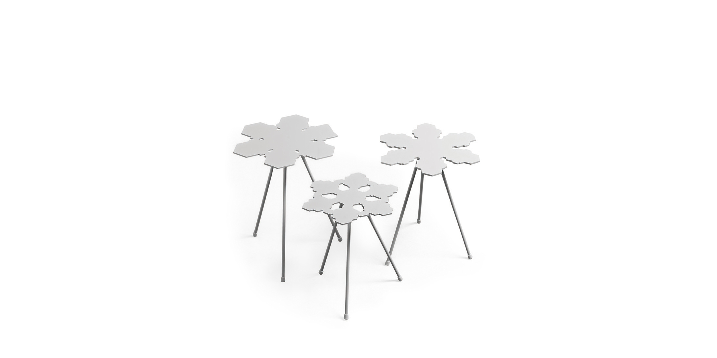 Snowflakes by Claesson Koivisto Rune