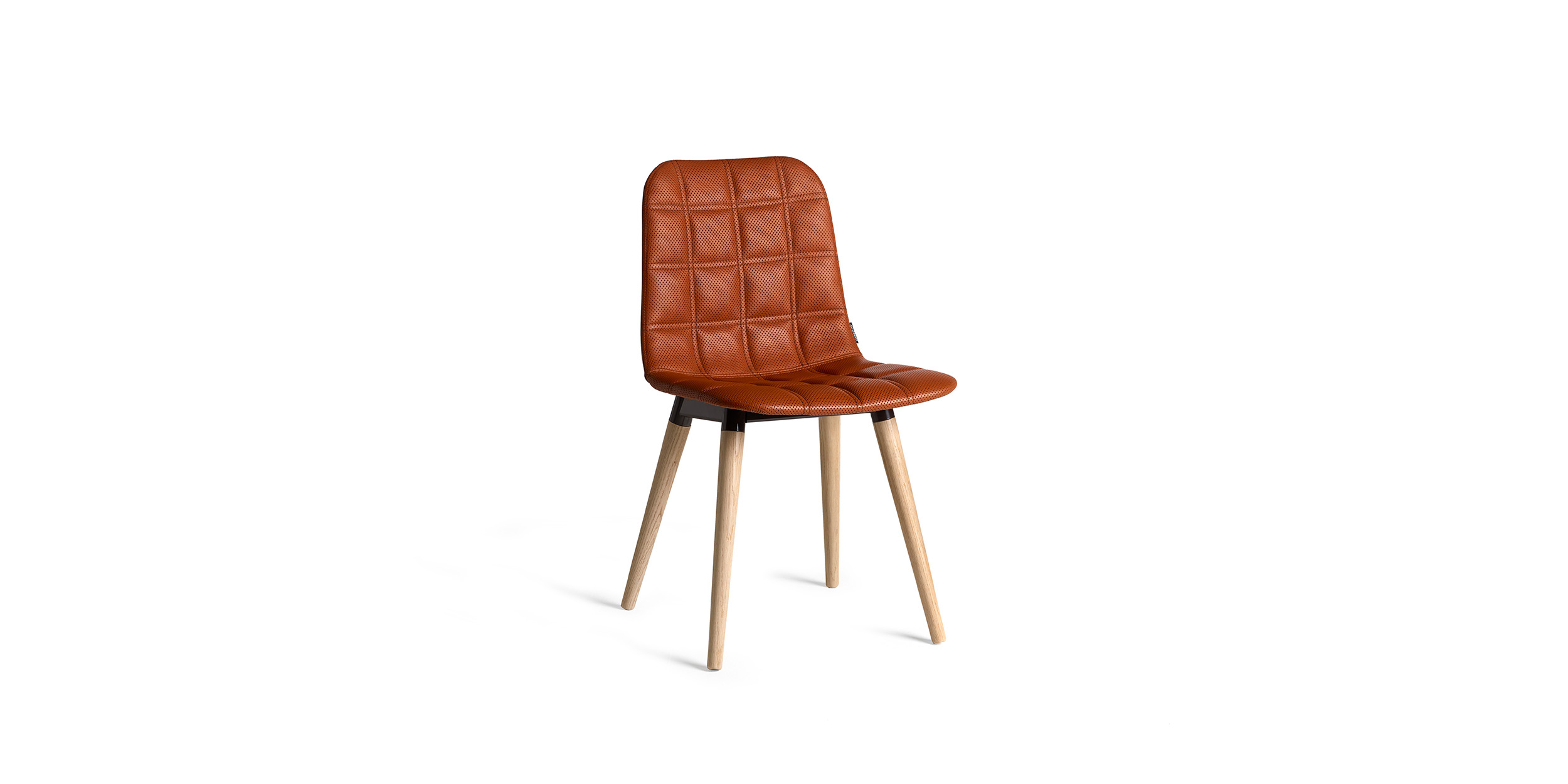 Bop Wood, Chair by Knudsen Berg Hindenes