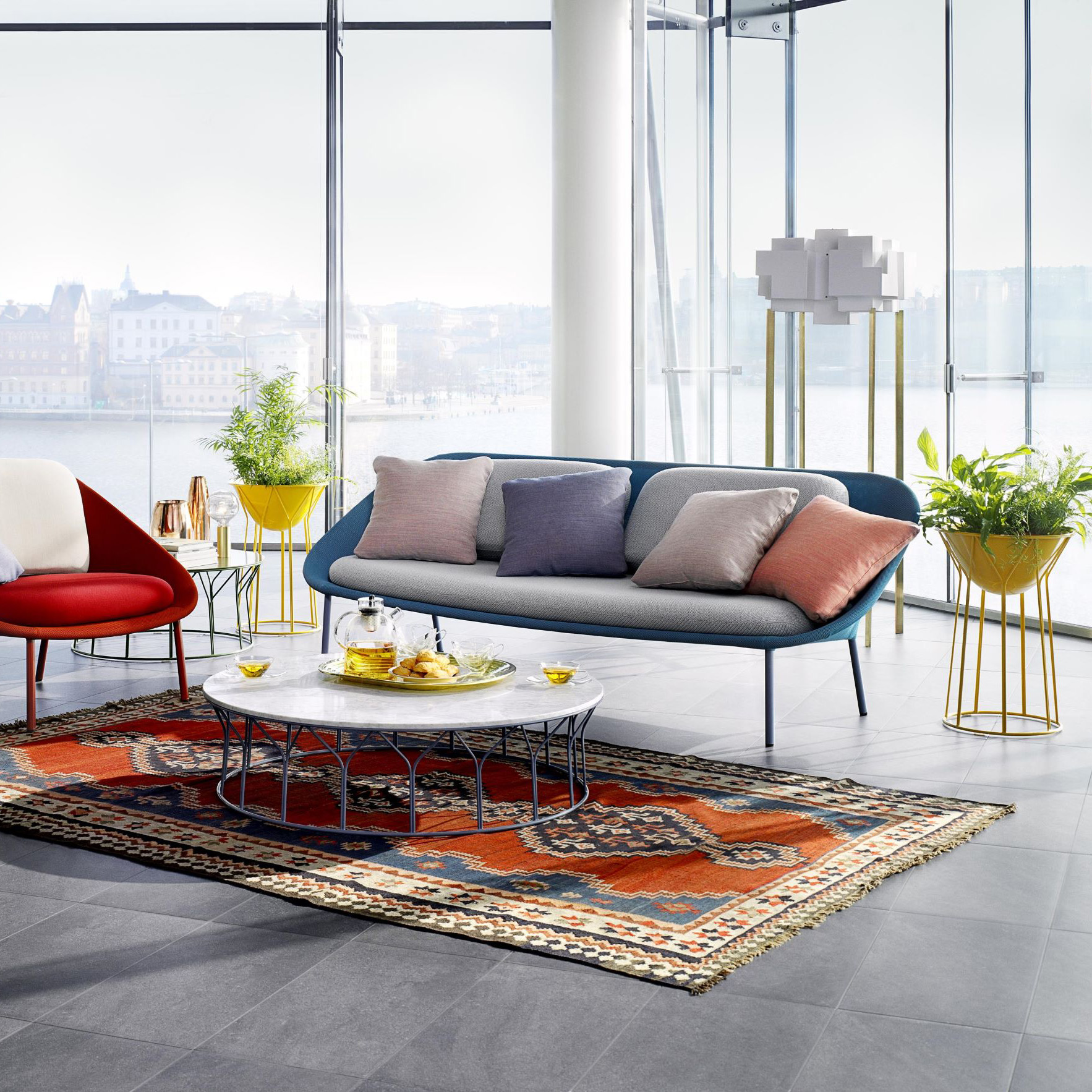 Netframe Sofa Lounge Seating Design By Cate Amp Nelson