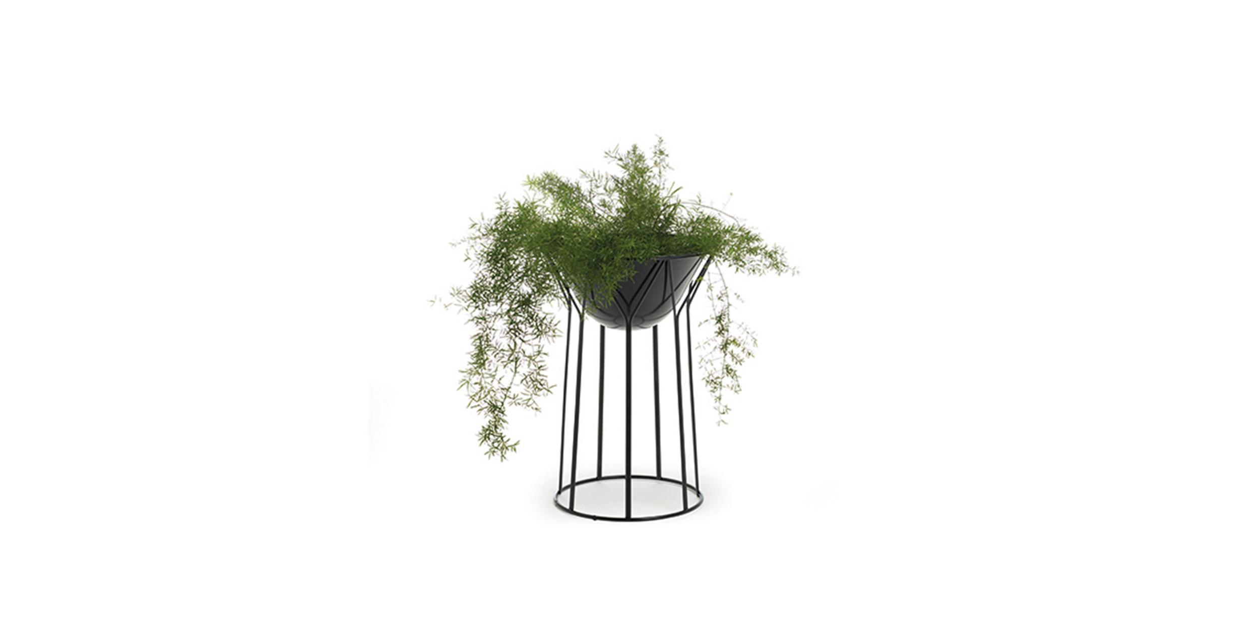 Circus Planter by Formfjord