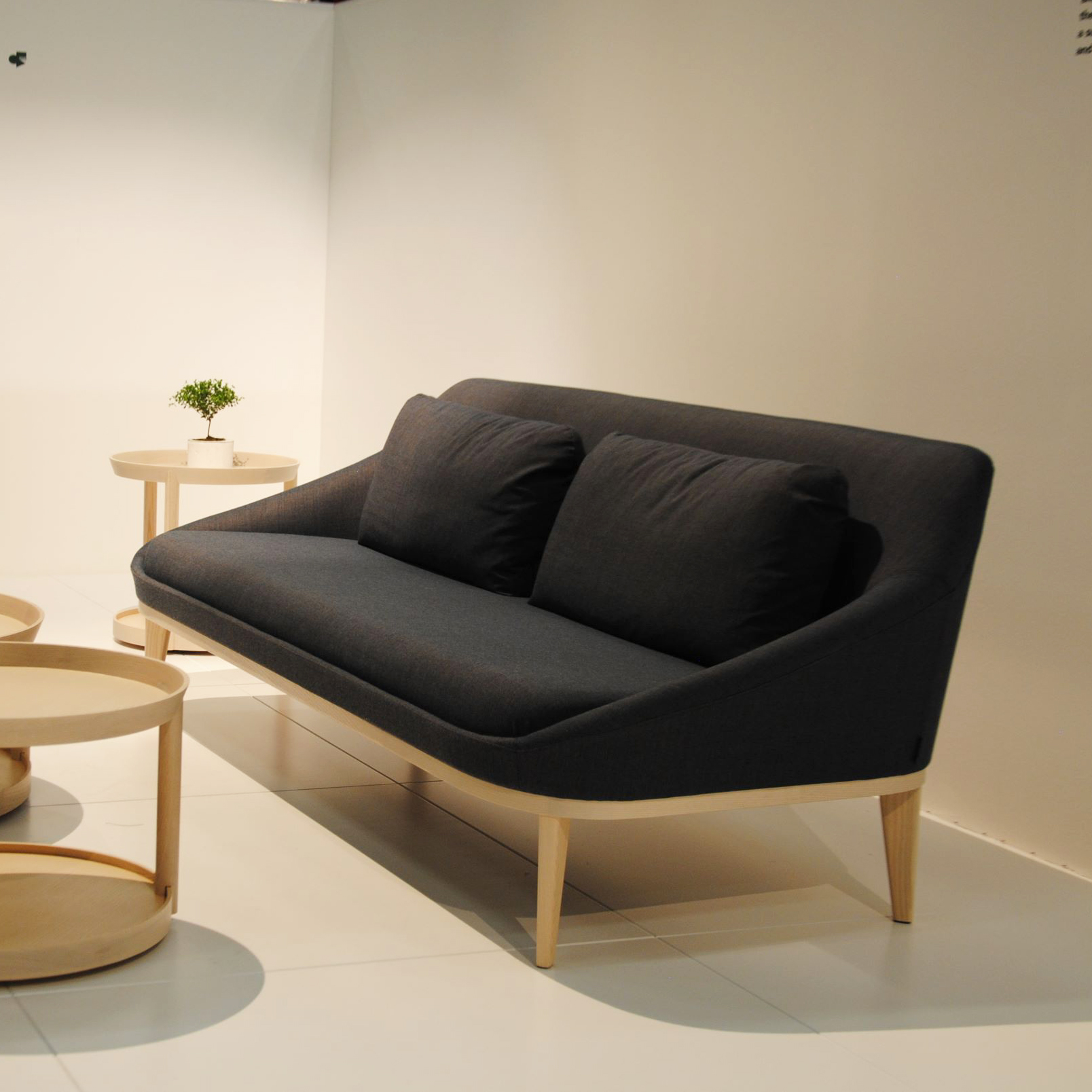 Ezy Wood Easy Chair Furniture By Christophe Pillet