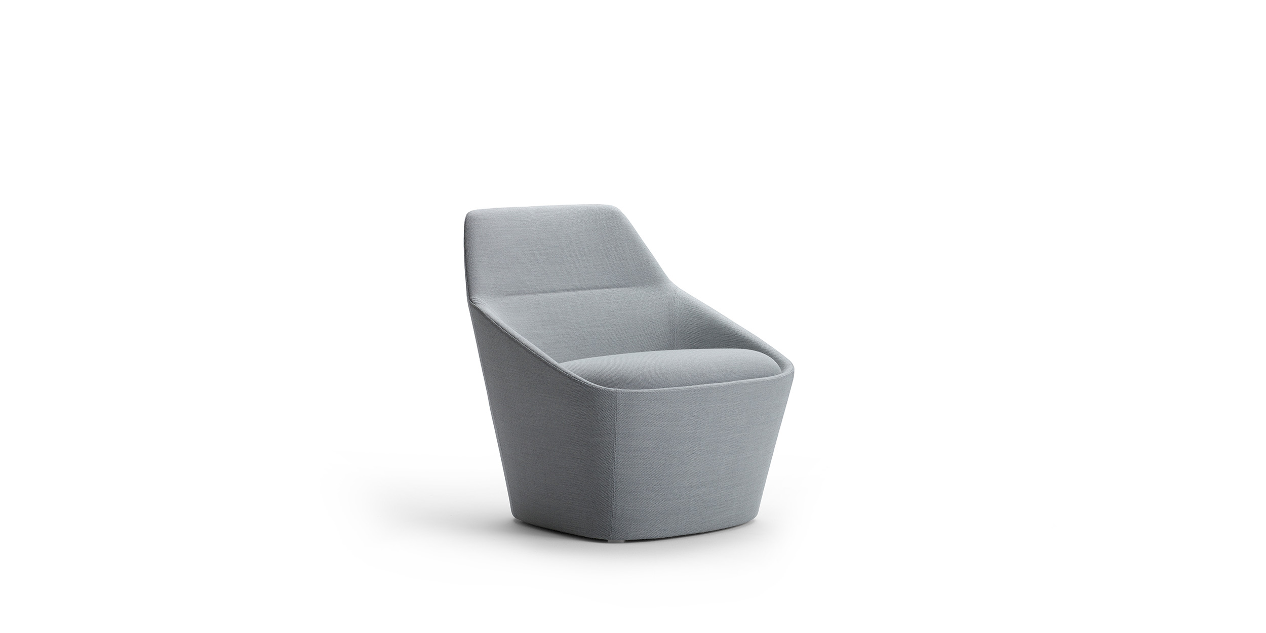 Ezy Large, Easy chair by Christophe Pillet