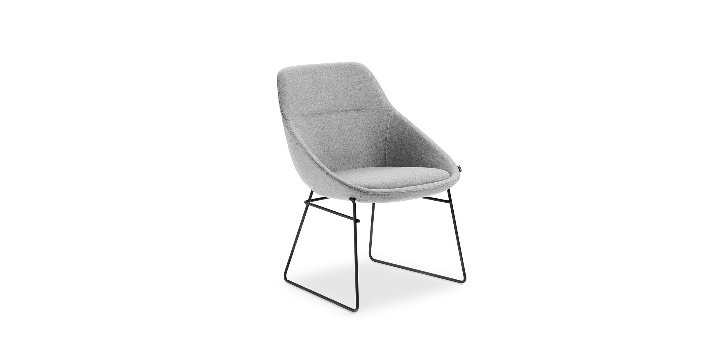 Ezy Low, Chair by Christophe Pillet