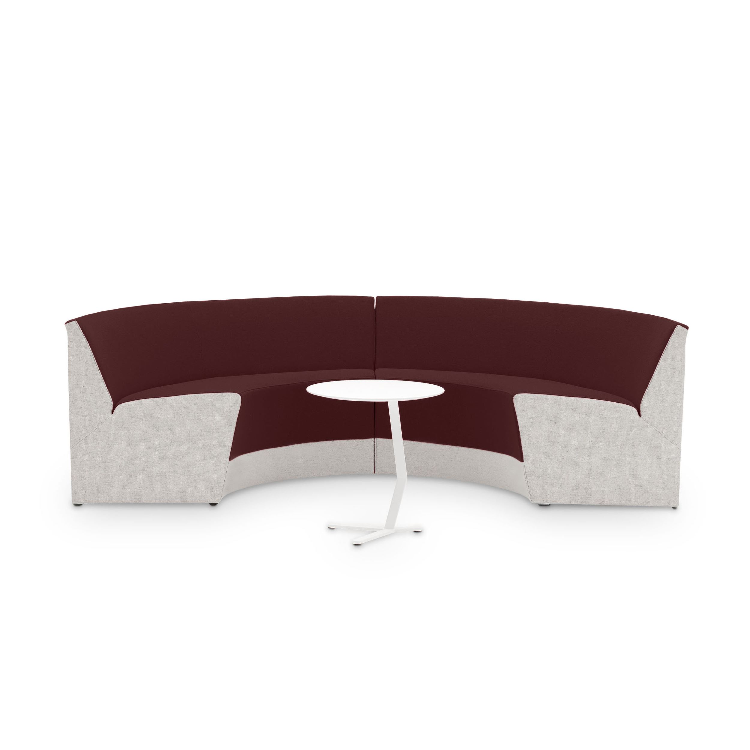 King Sofa Quarter Circle Offecct