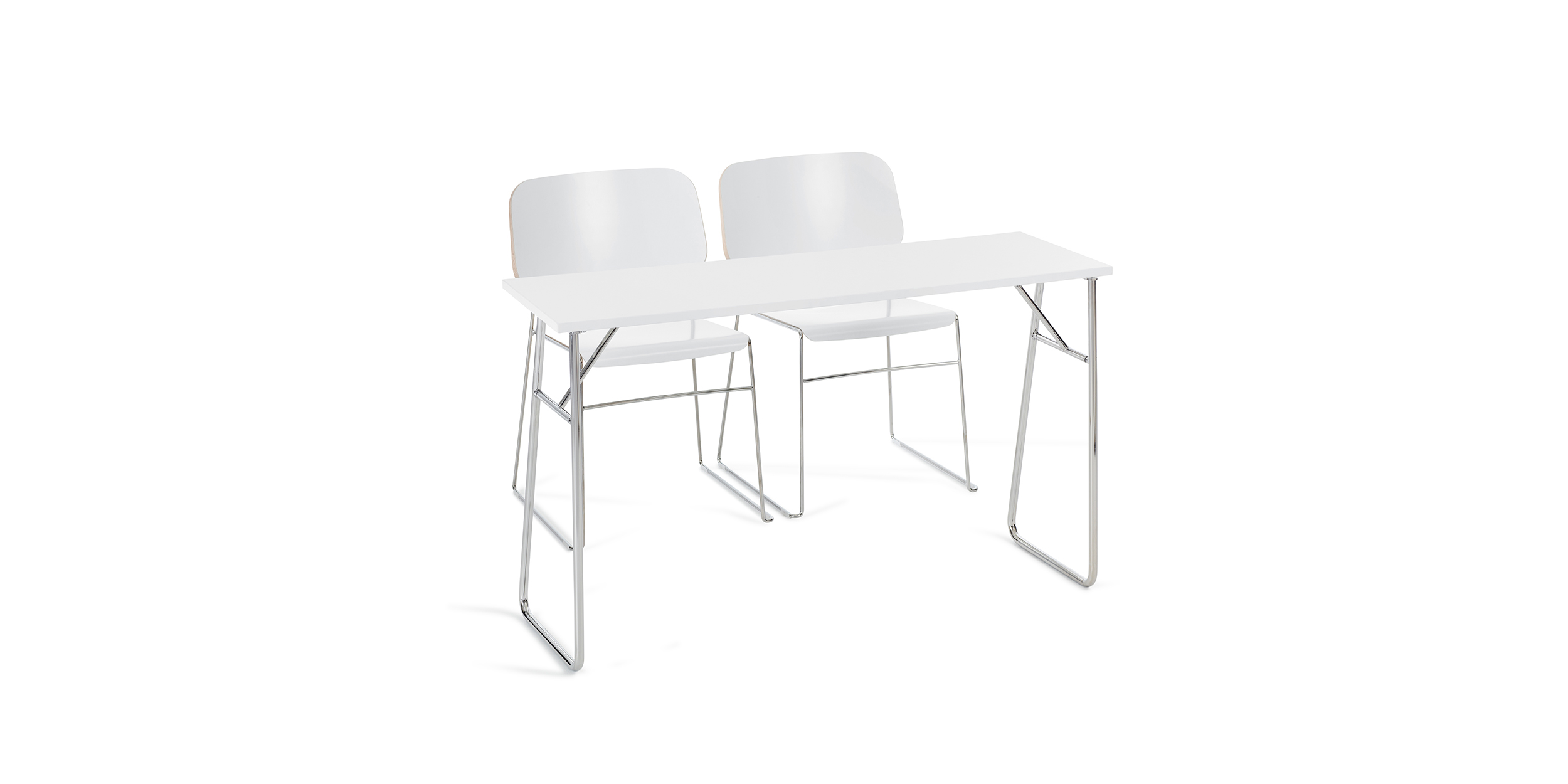 Lite, Folding table by Broberg & Ridderstråle