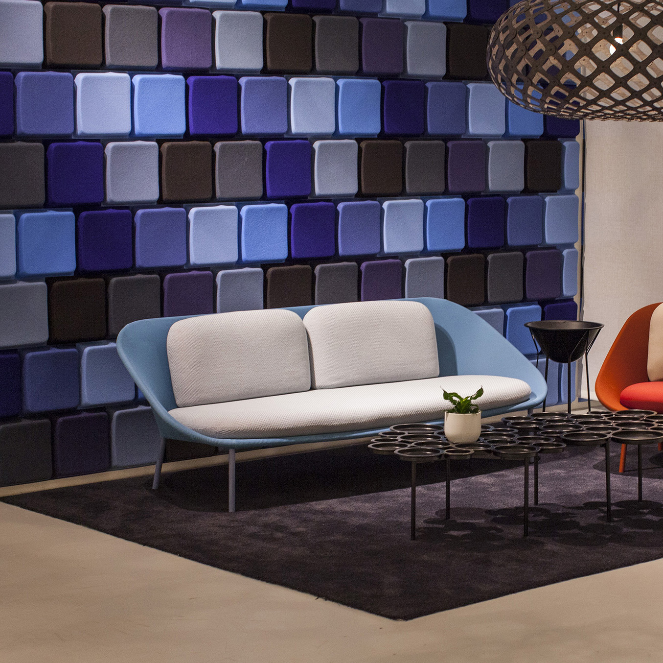 Netframe Sofa Lounge Seating Design By Cate Amp Nelson Offecct Offecct
