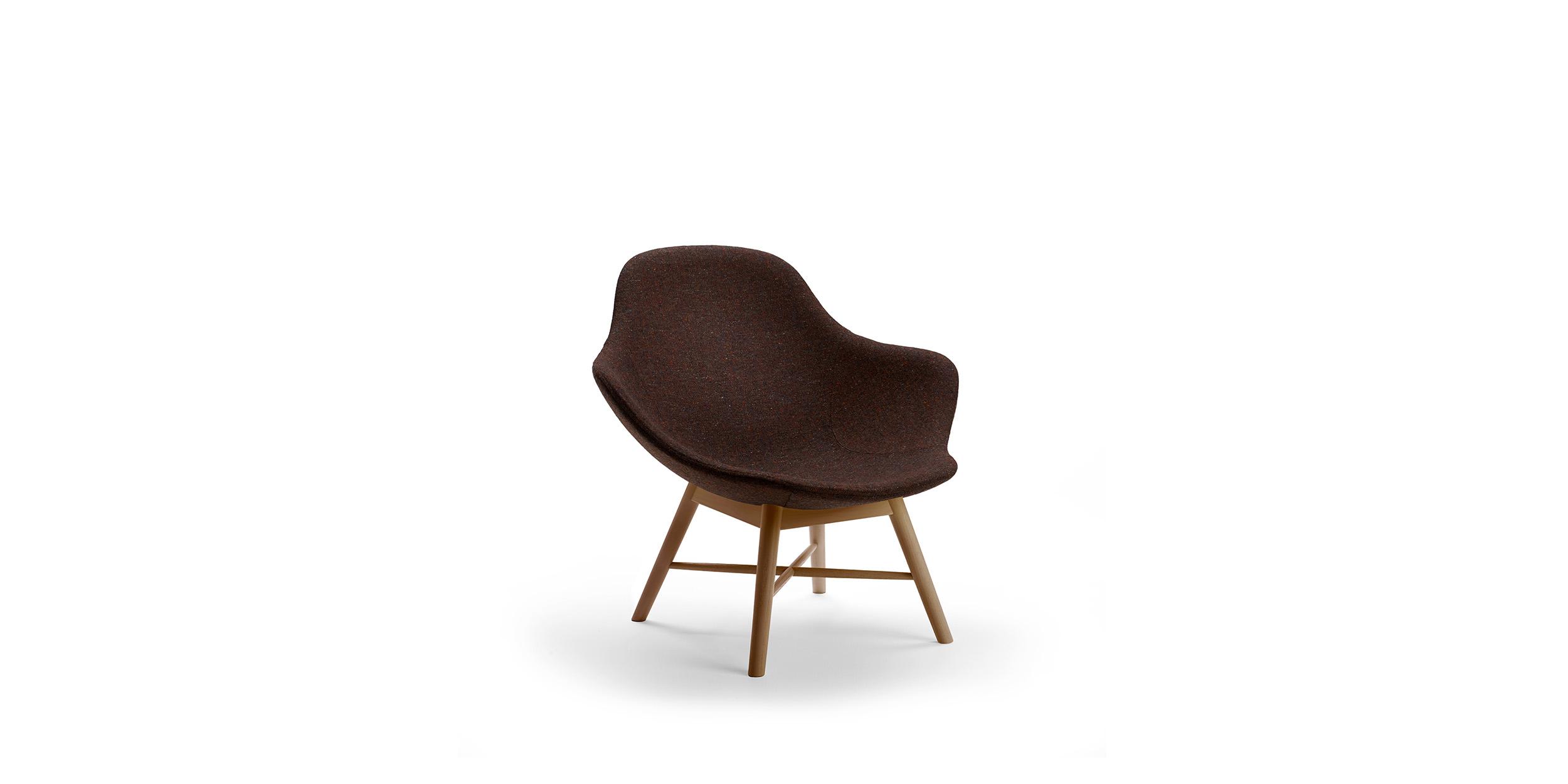 Palma Wood, Easy chair by Khodi Feiz