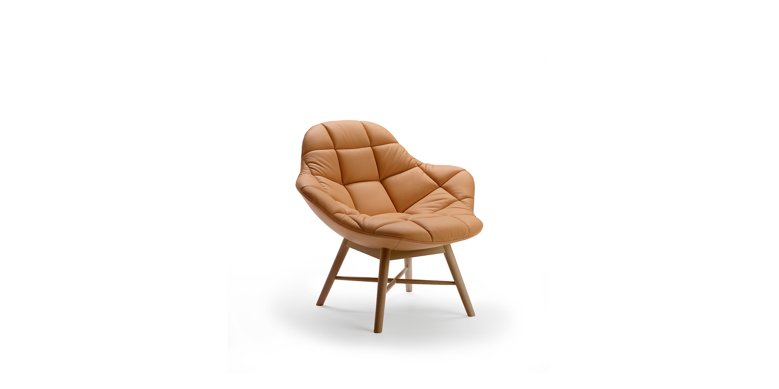 Palma Wood Easy Chair Lounge Seating By Khodi Feiz Offecct Offecct
