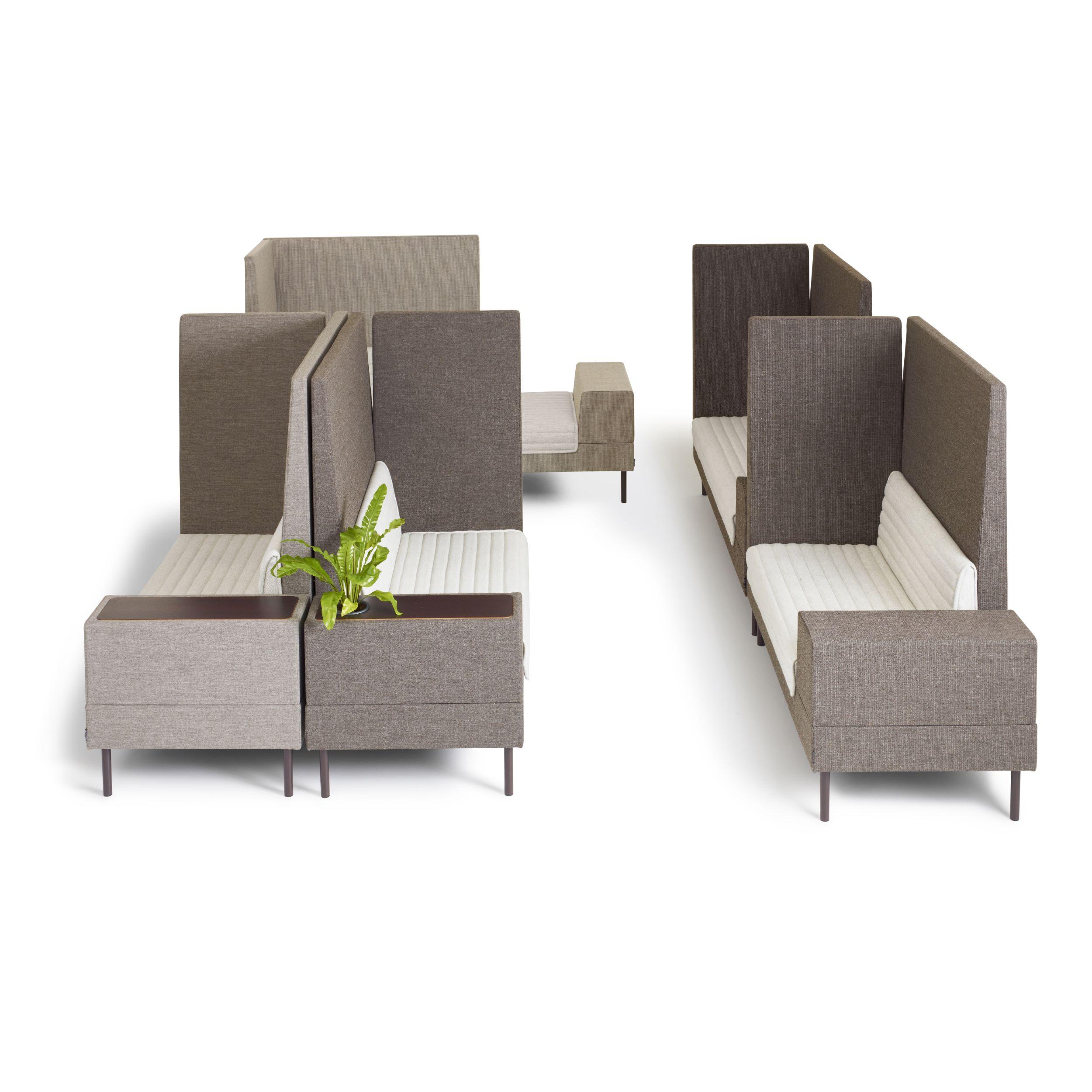 Smallroom Plus 1500 Sofa And Room Separator Ineke