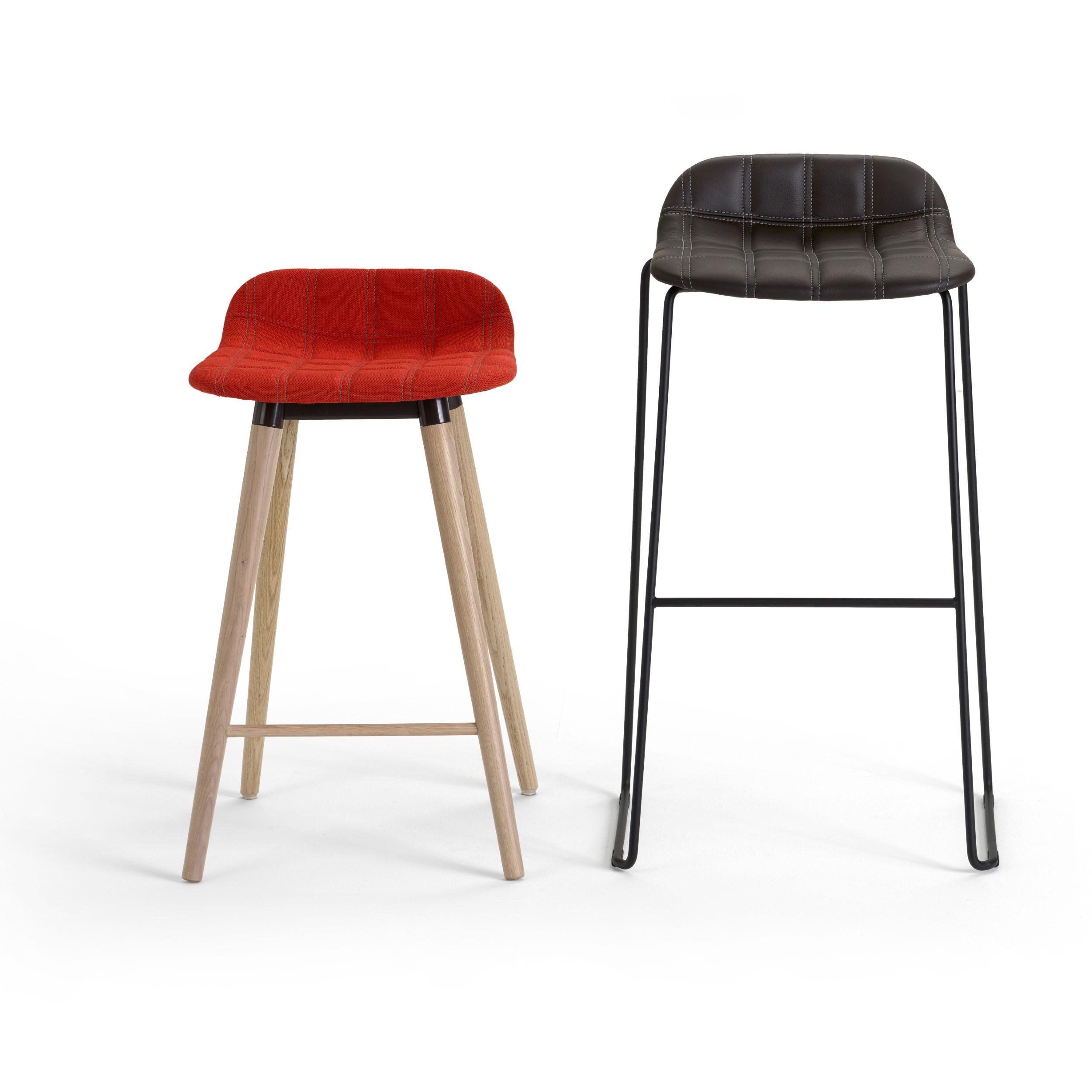 Bop Wood Bar stool