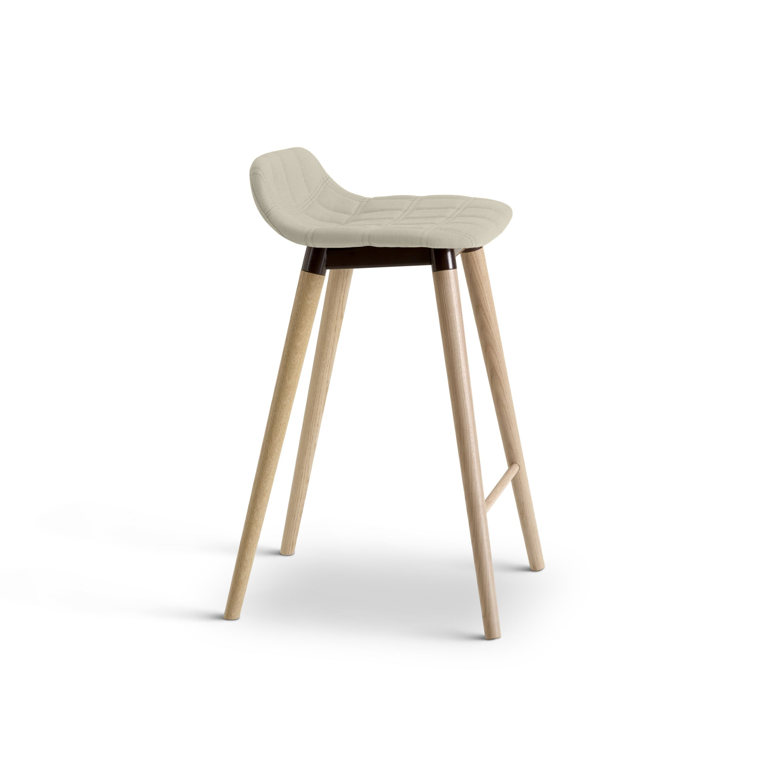Bop Wood Bar Stool Furniture By Knudsen Berg Hindenes