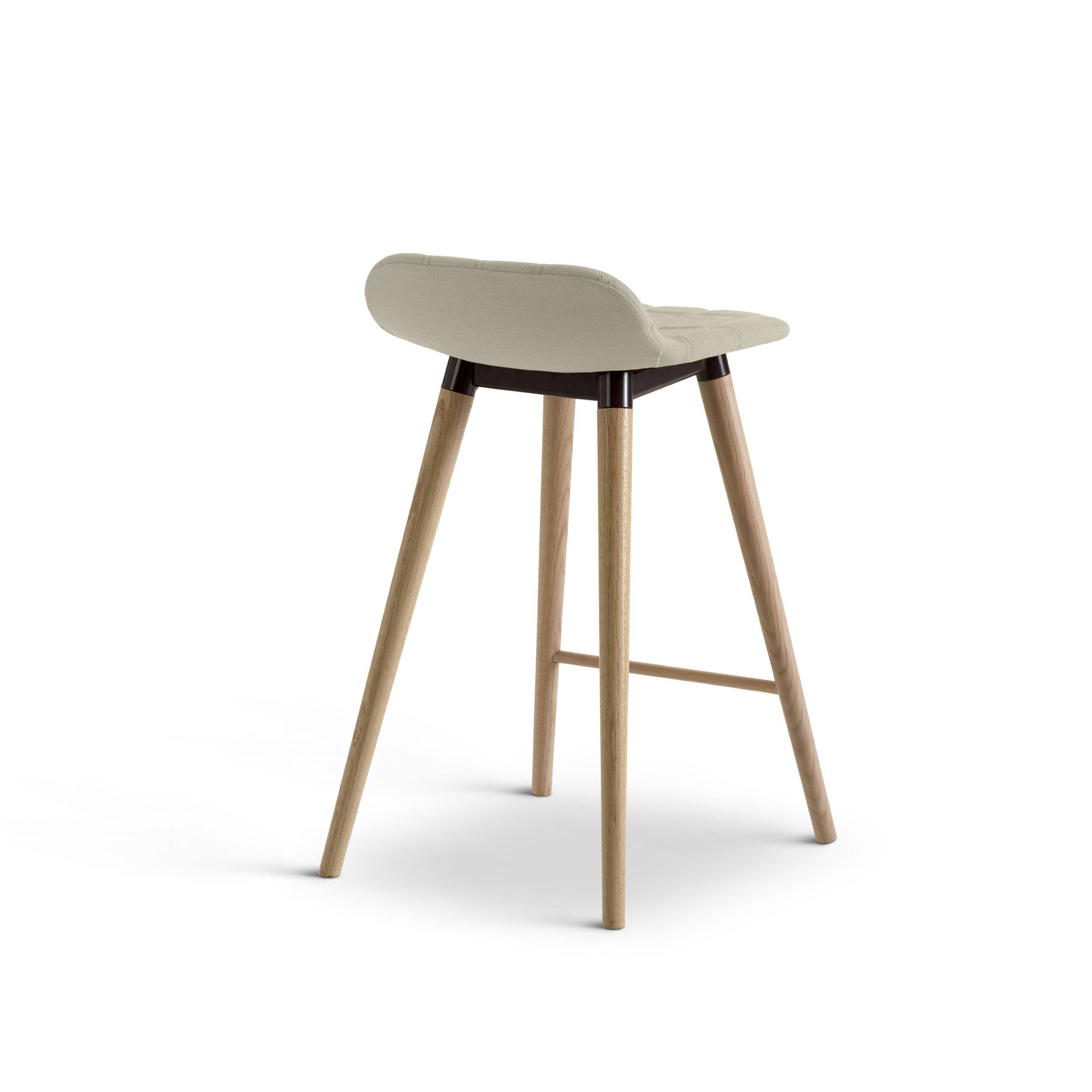 Wood Stools Product ~ Bop wood bar stool furniture by knudsen berg hindenes