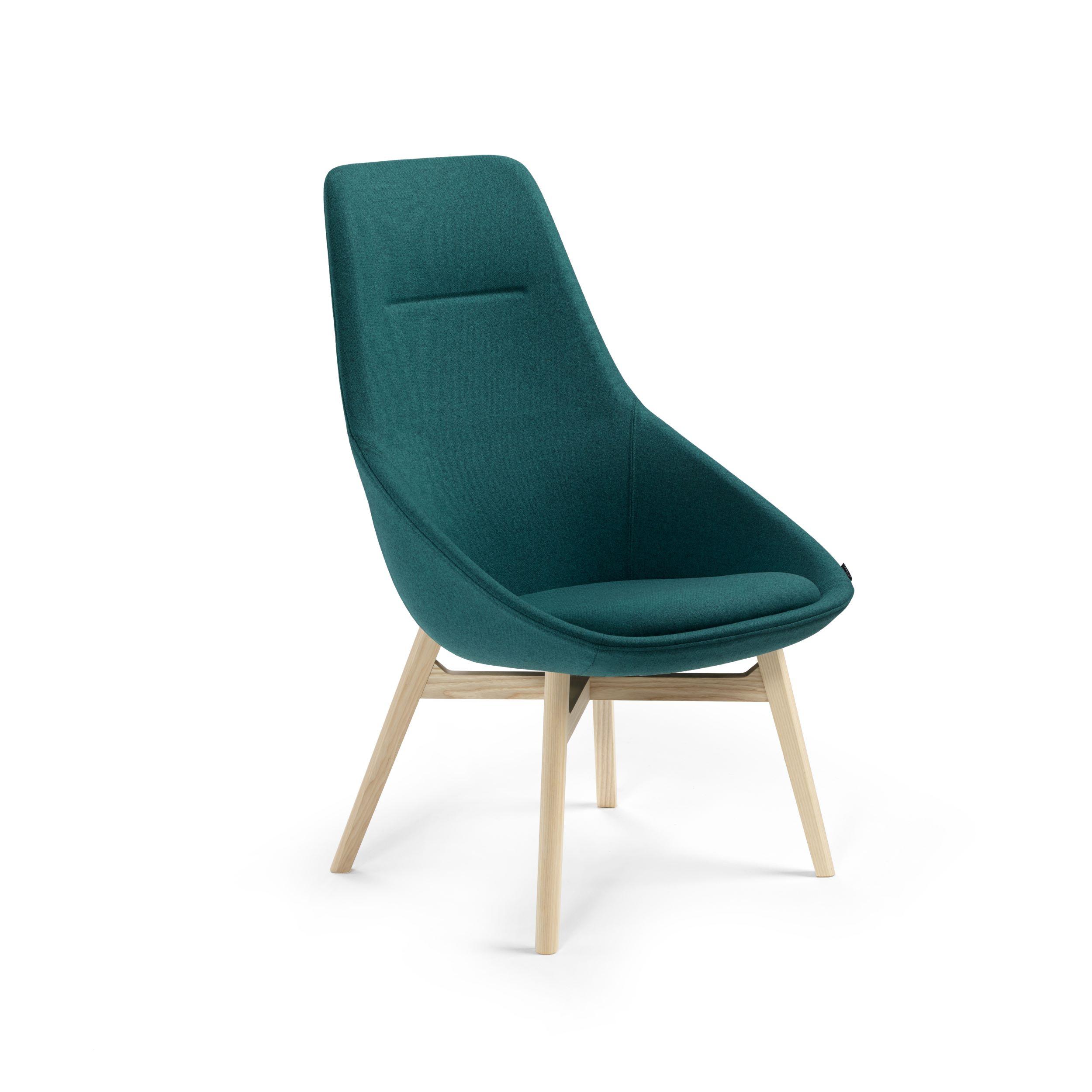 Ezy Wood High Chair