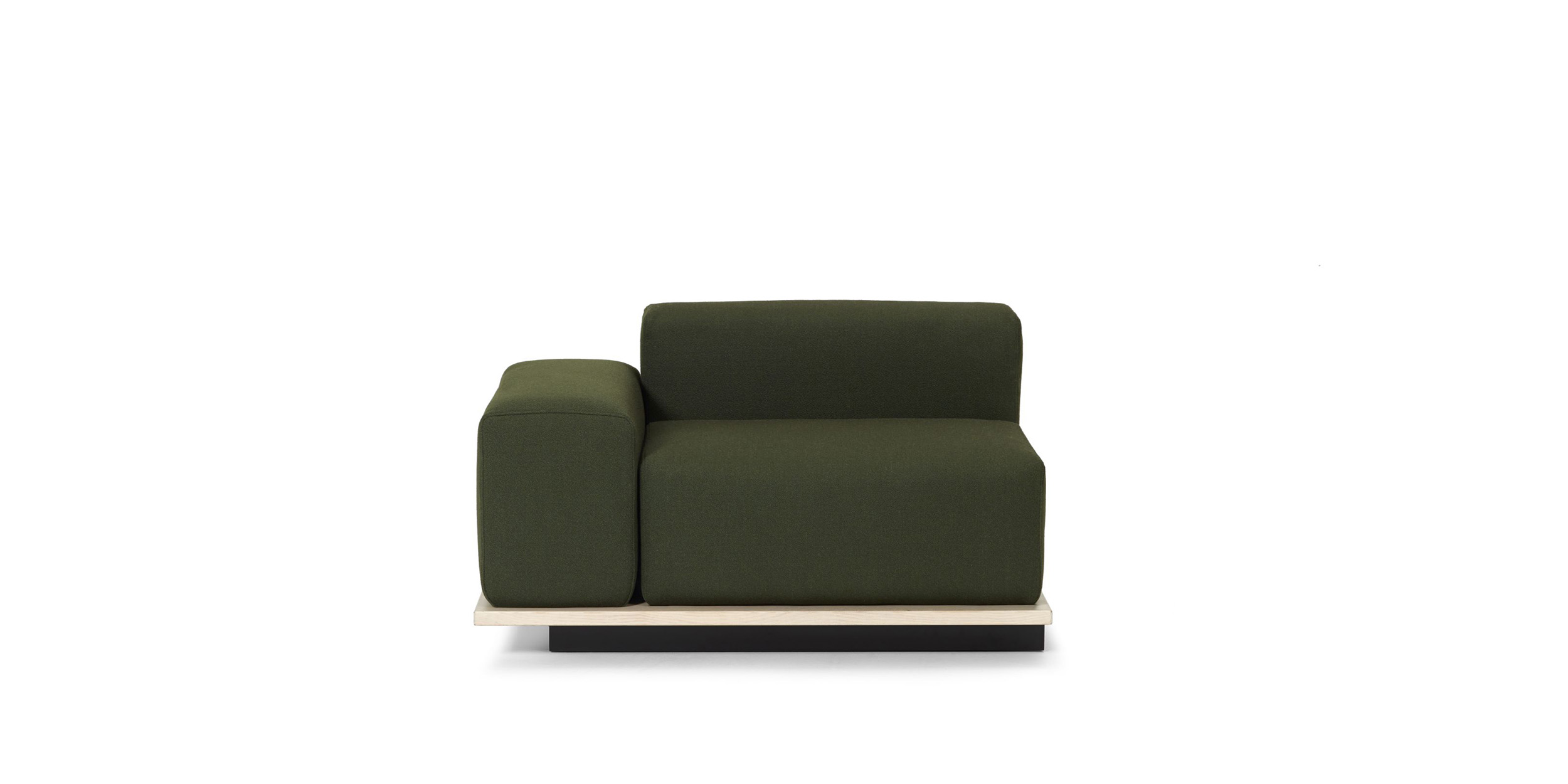 Meet, Armrest/1-seater by Fattorini+Rizzini+Partners