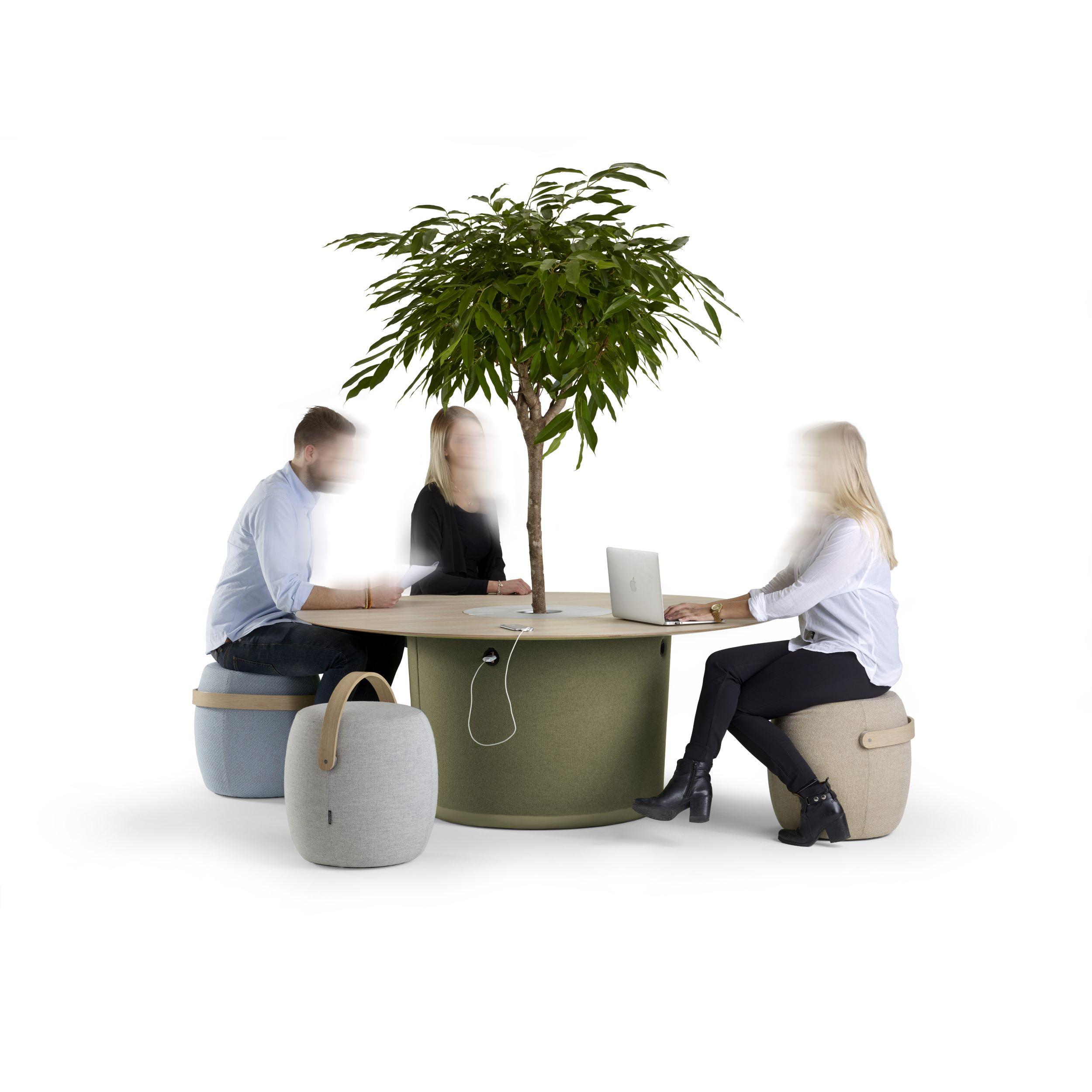 On Point Large Table Swedish Design By Mattias