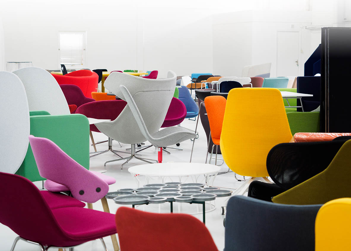 Offecct outlet of original design