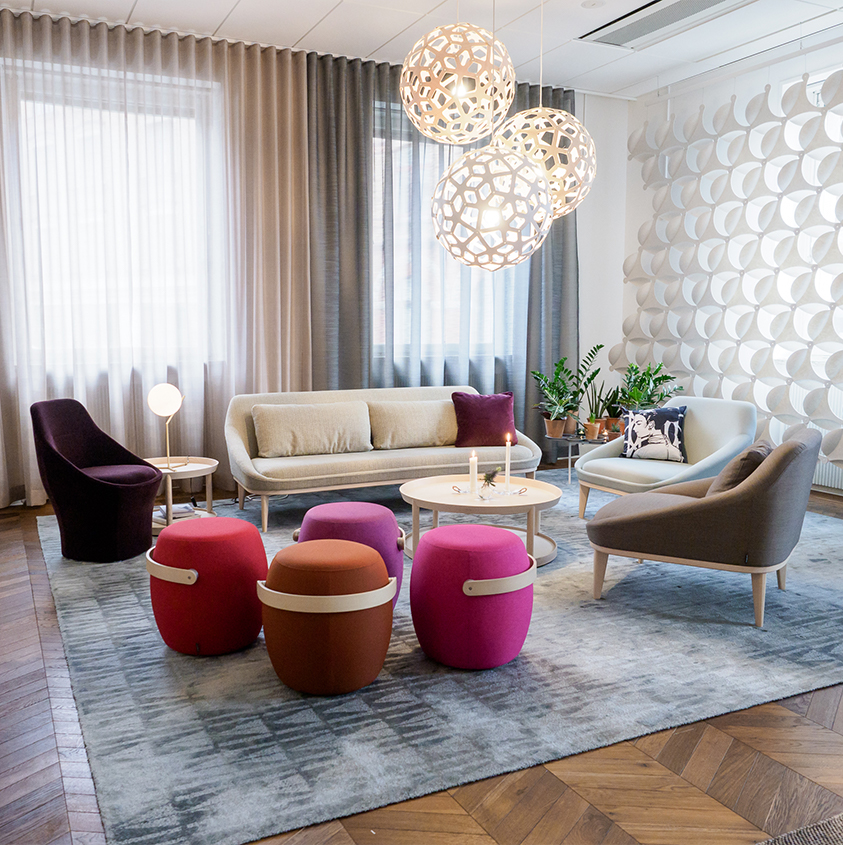 Gothenburg Showroom Designer Furniture On Display