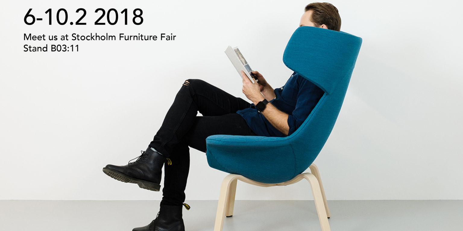 Offecct Stockholm Furniture Fair 2018