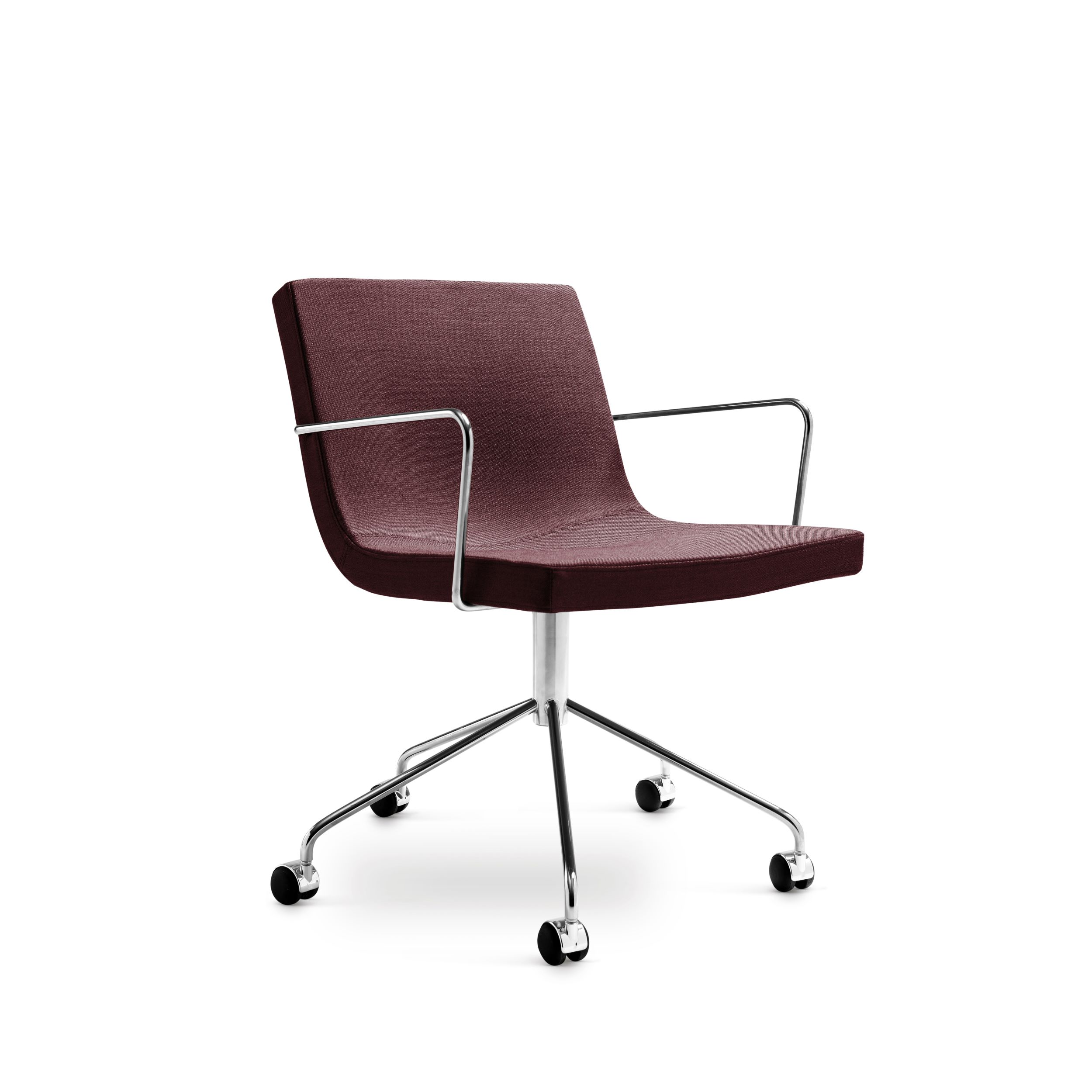 Bond Armchair With 5 Wheels Design By Jean Marie