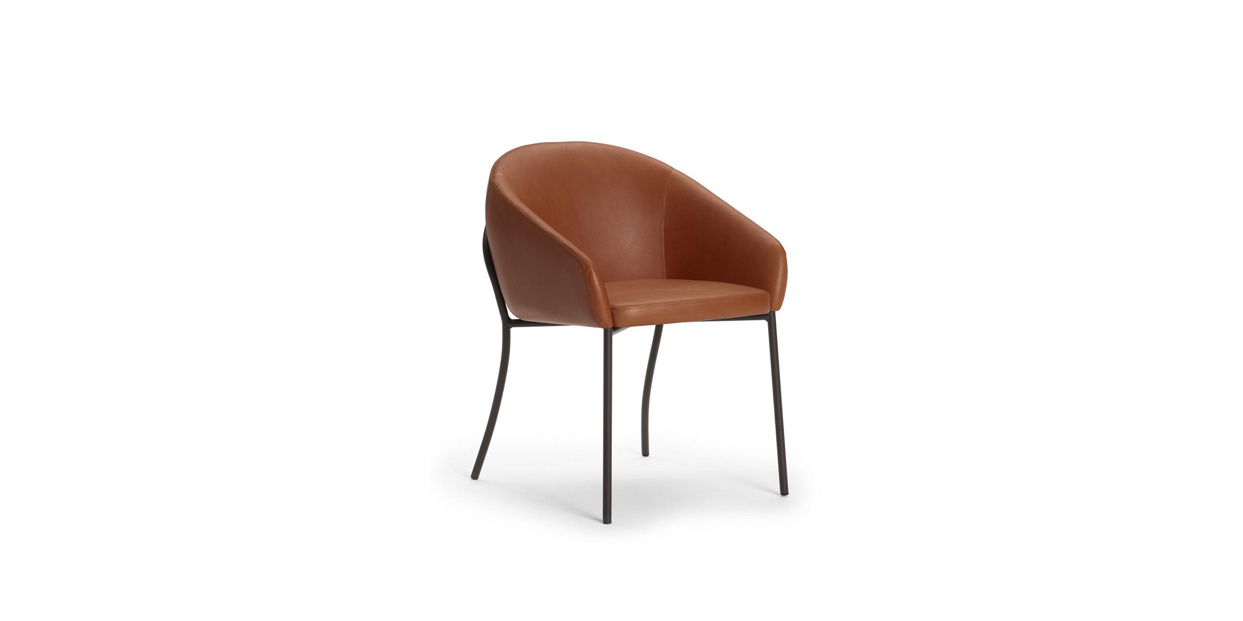 Astounding Contour Armchair Offecct Creativecarmelina Interior Chair Design Creativecarmelinacom