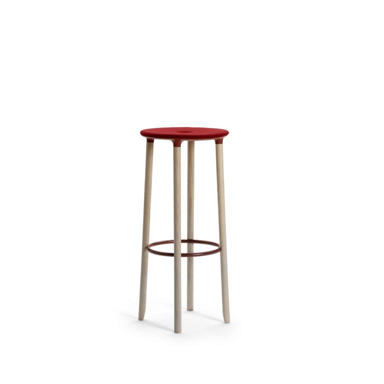 Move On High, Bar stool by Mattias Stenberg