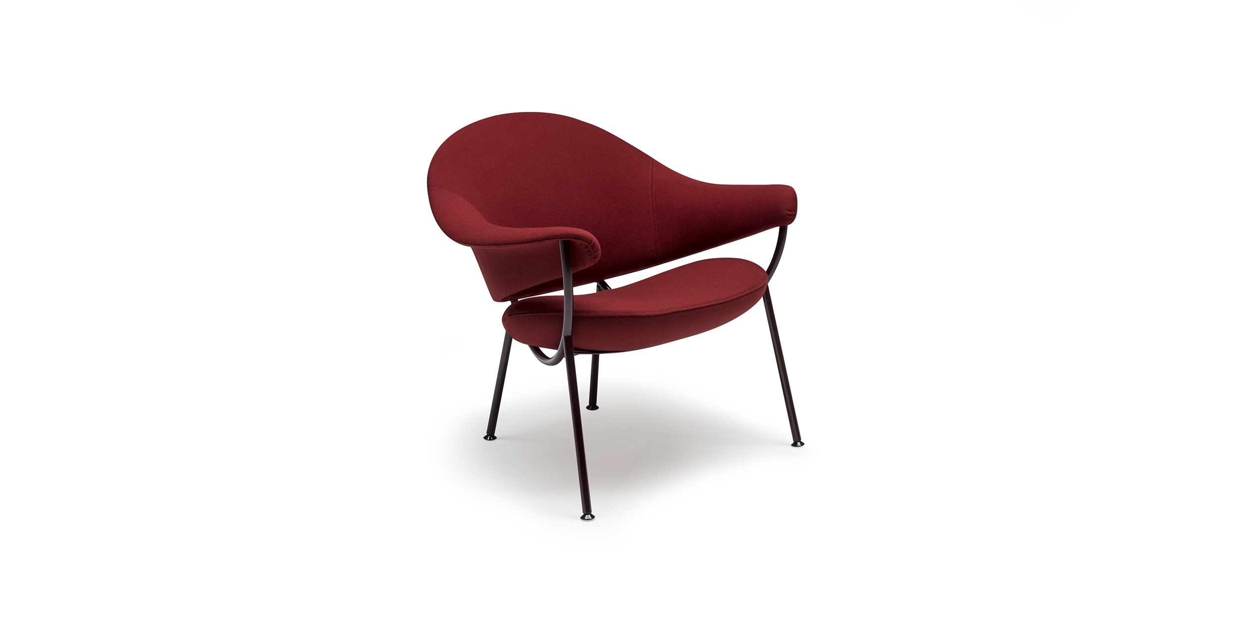 Murano, Easy chair by Luca Nichetto