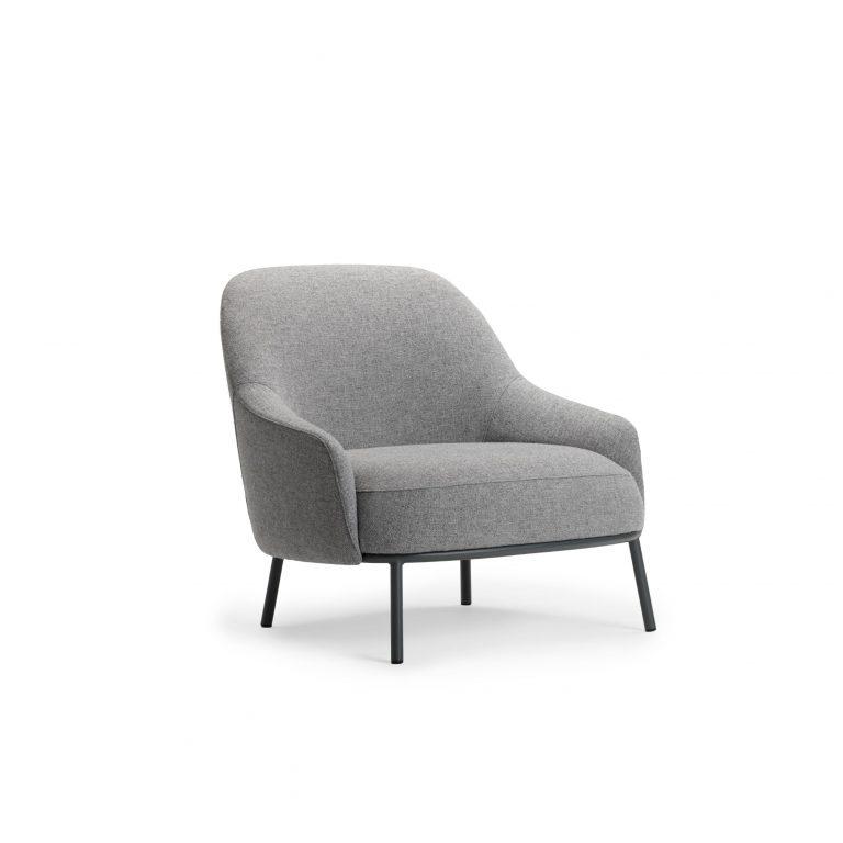 Shift Classic. Easy chair by Daniel Debiasi & Federico Sandri