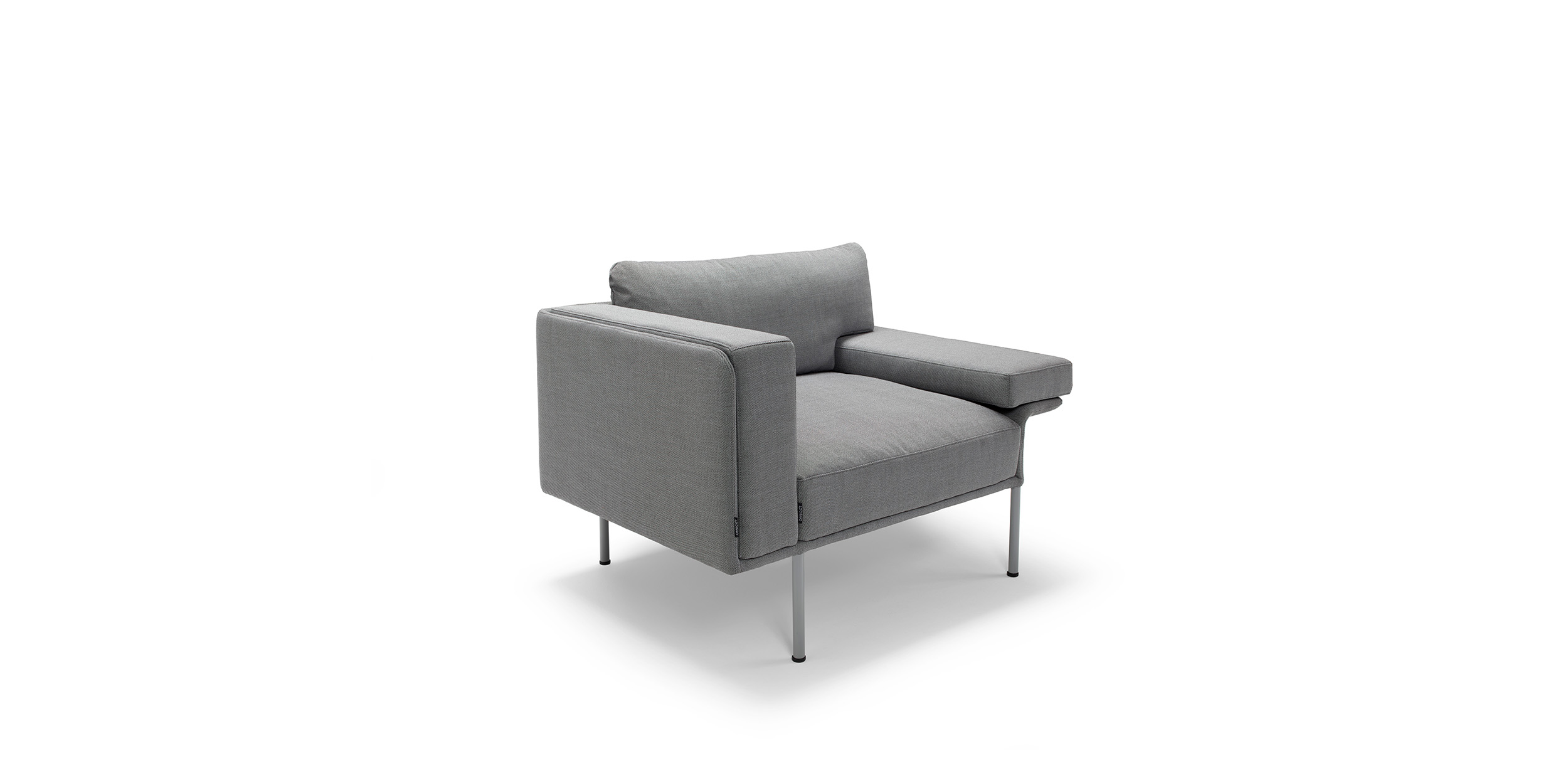 Varilounge Low, Easy chair by Christophe Pillet