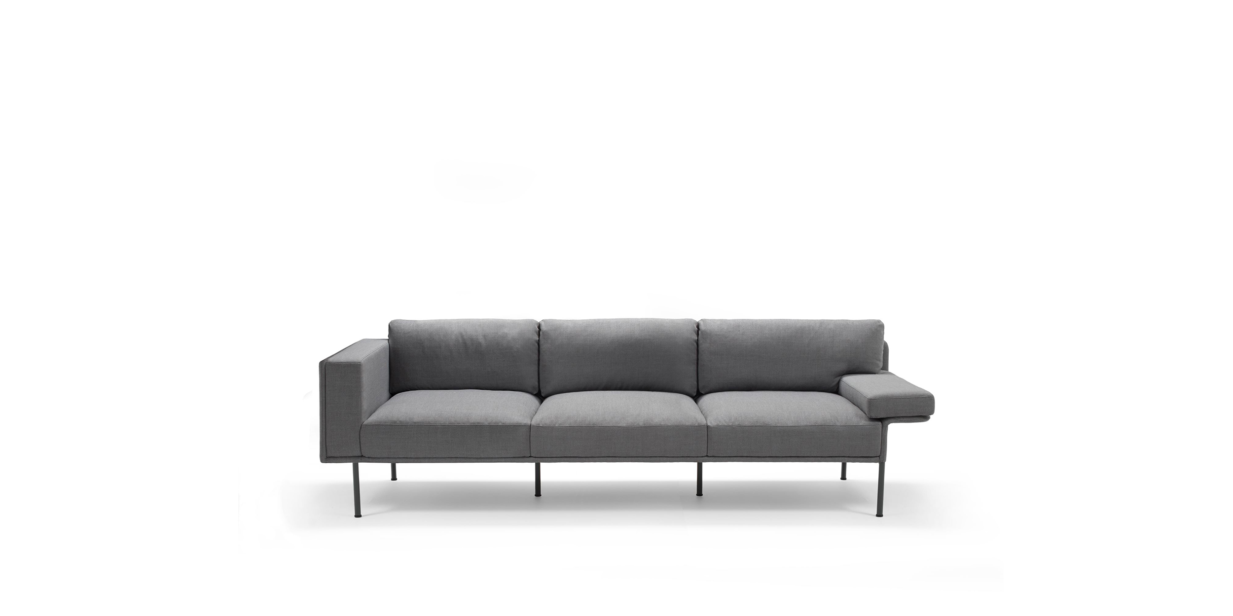 low sofa low profile sofas cb2
