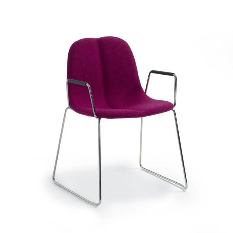 Duo, Armchair by Patrick Norguet