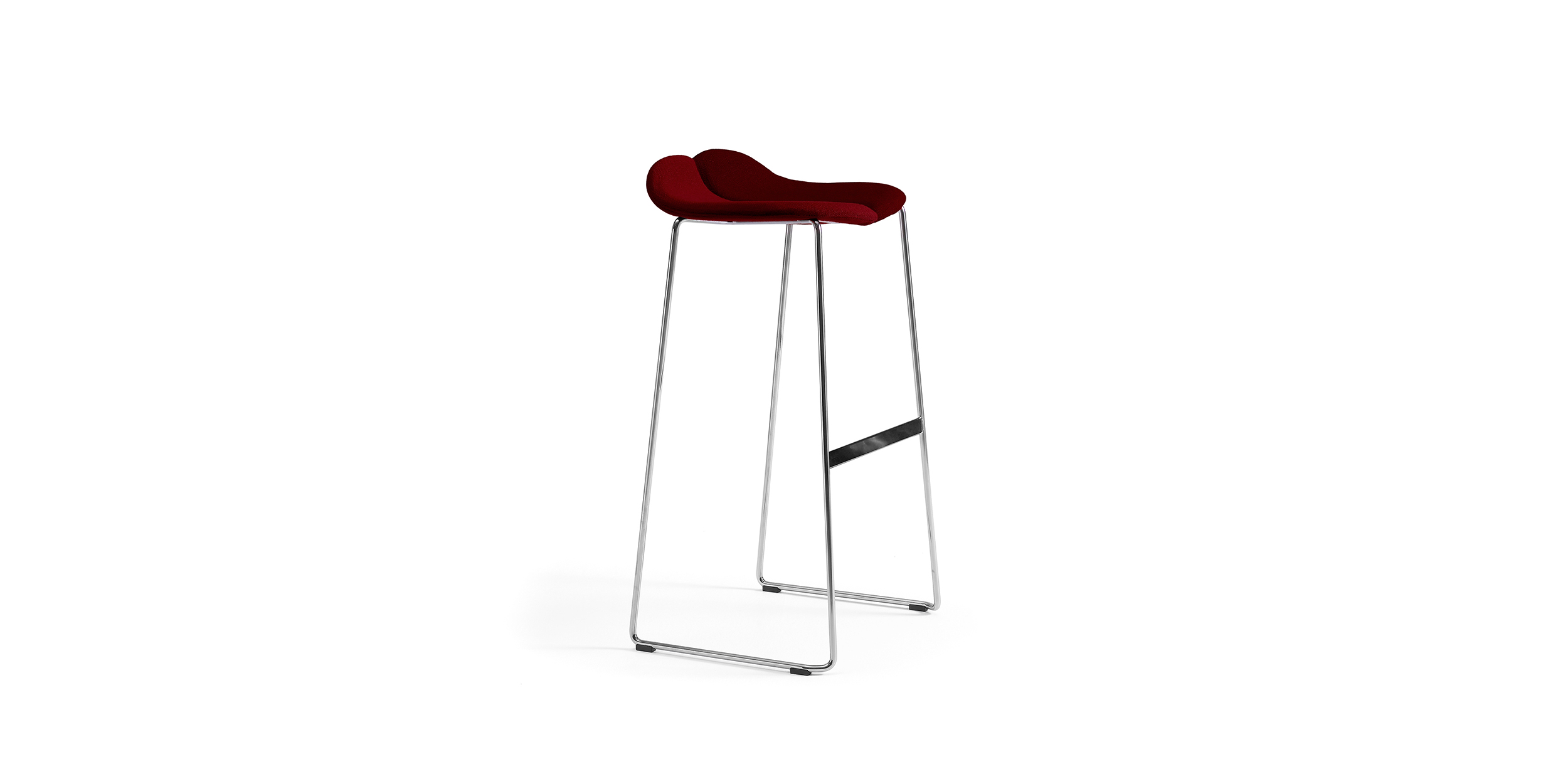 Duo, Bar stool by Patrick Norguet