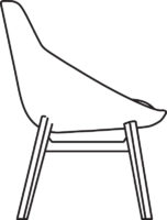 Chair Low 538-86