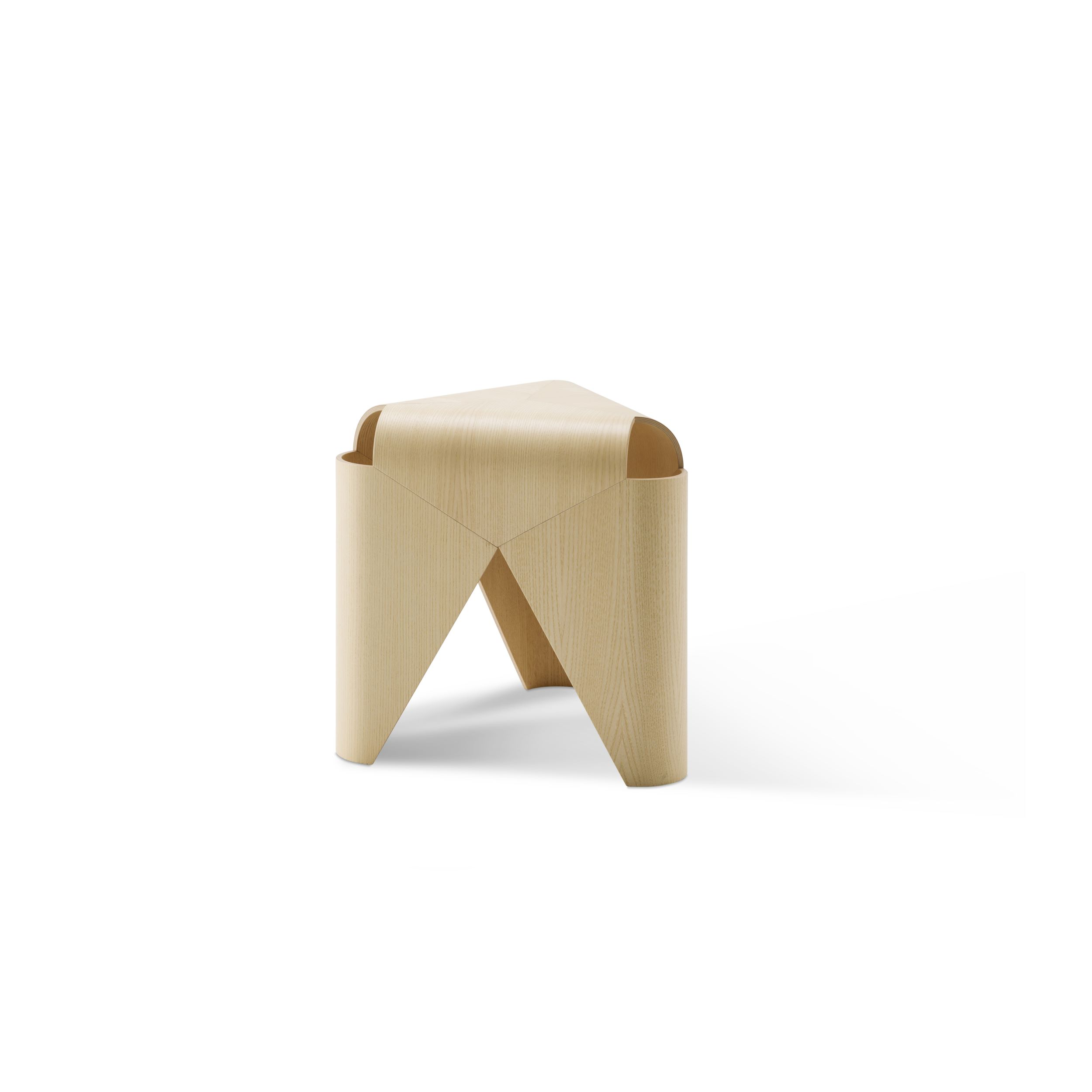 Falabella, Stool by Lucy Kurrein